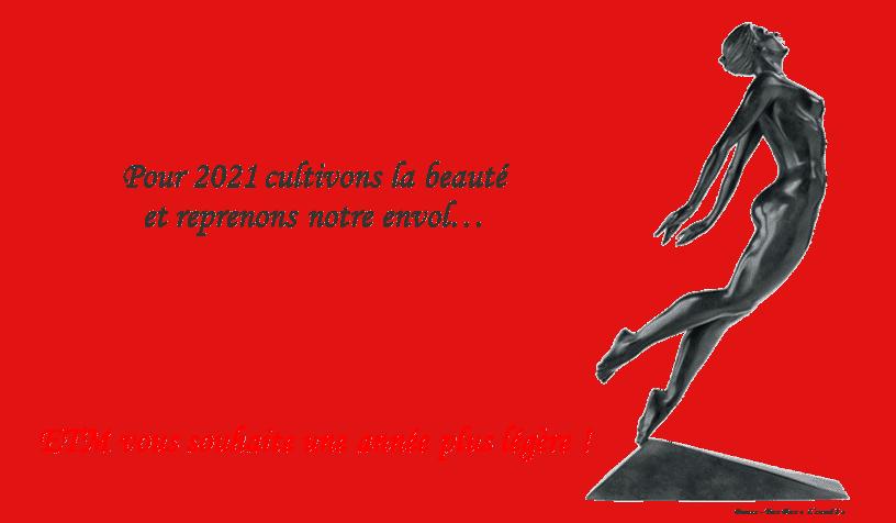 ETM vous souhaite une année 2021 plus légère